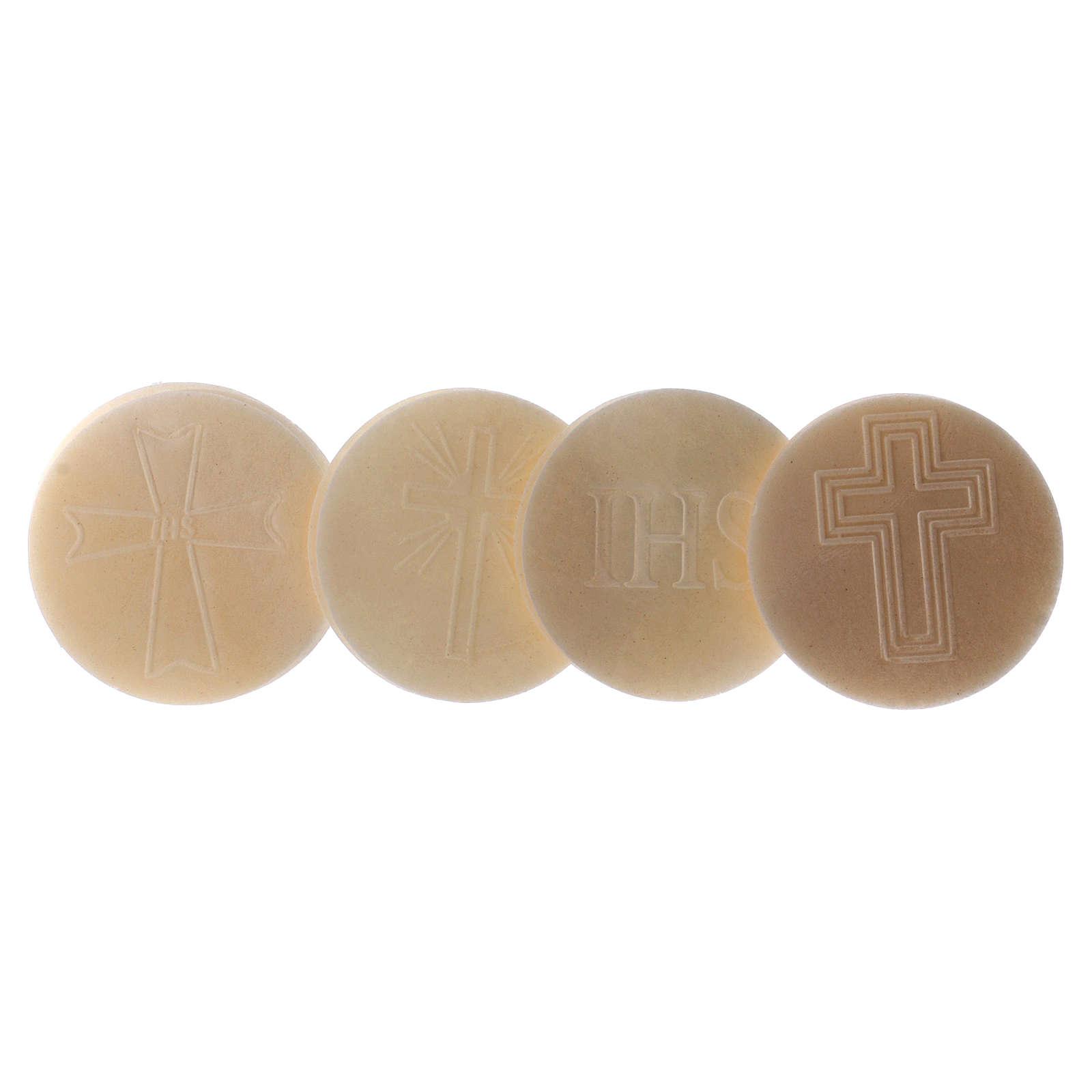 Hostie Magne 20 pièces 7.5 cm diamètre 3