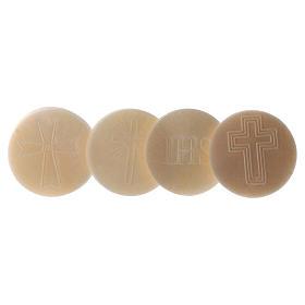 Hostie Magne 25 pièces 7.5 cm diamètre s2
