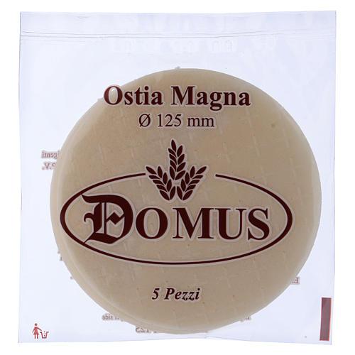 Hostia / Forma pan celebración espesor 1.4 mm, 5 pz.