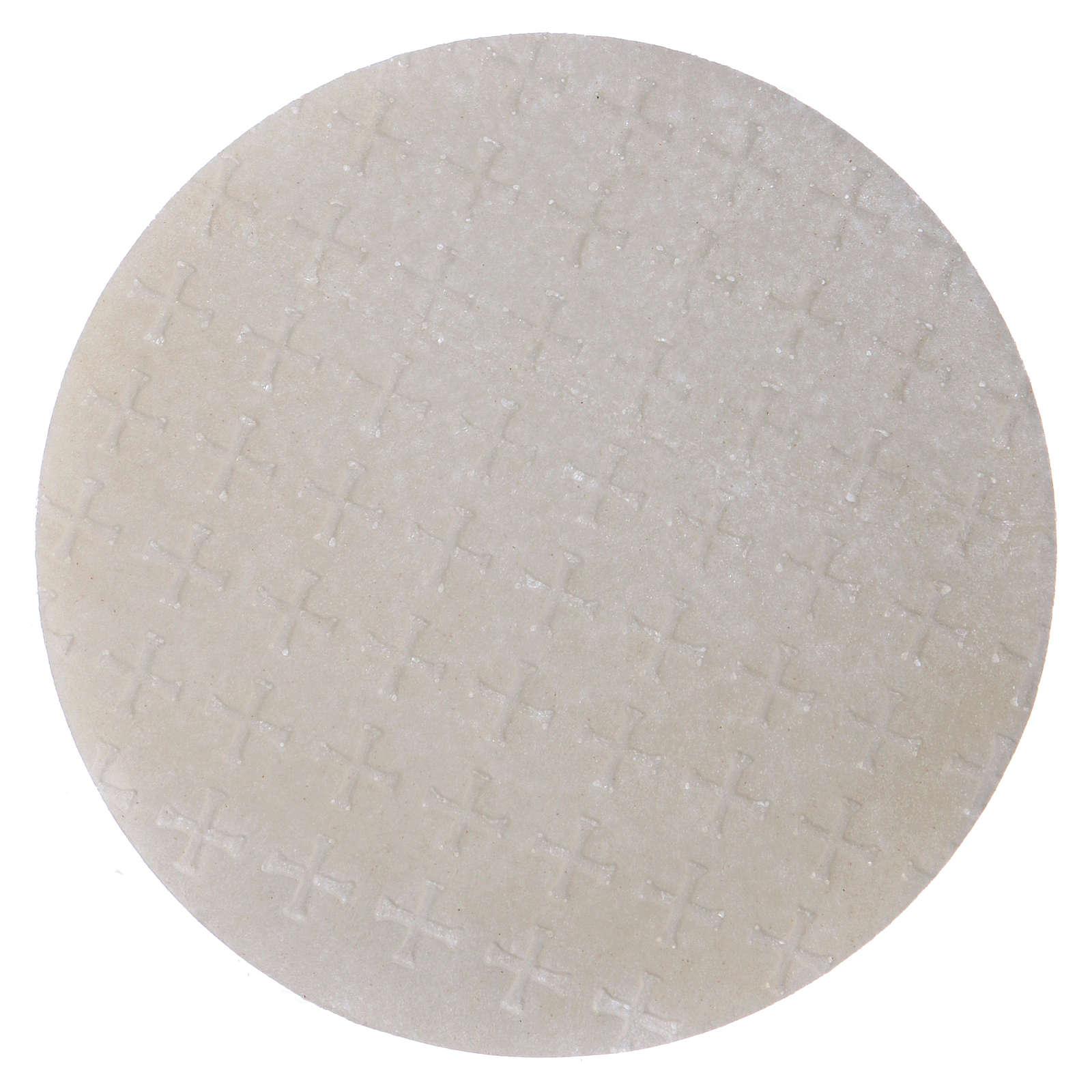 Hosties pain célébration 1.4 mm épaisseur 5 pcs 3