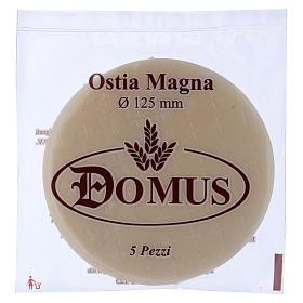Hóstias e Partículas para Missa: Hóstia espessa celebrante 1,4 mm 5 unidades