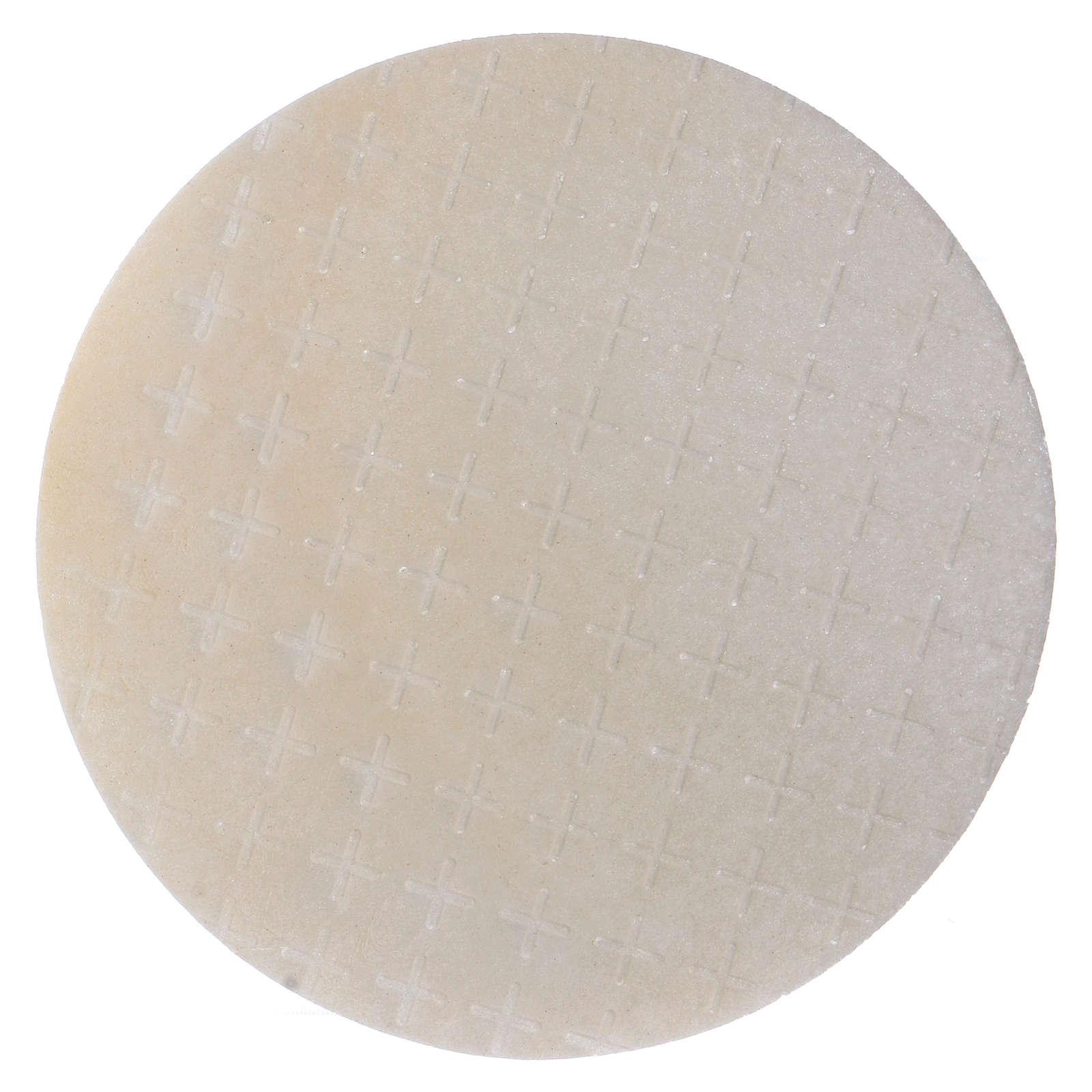 Concelebration host, 5 pcs, diameter: 15 cm 3