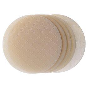Concelebration host, 5 pcs, diameter: 15 cm s3