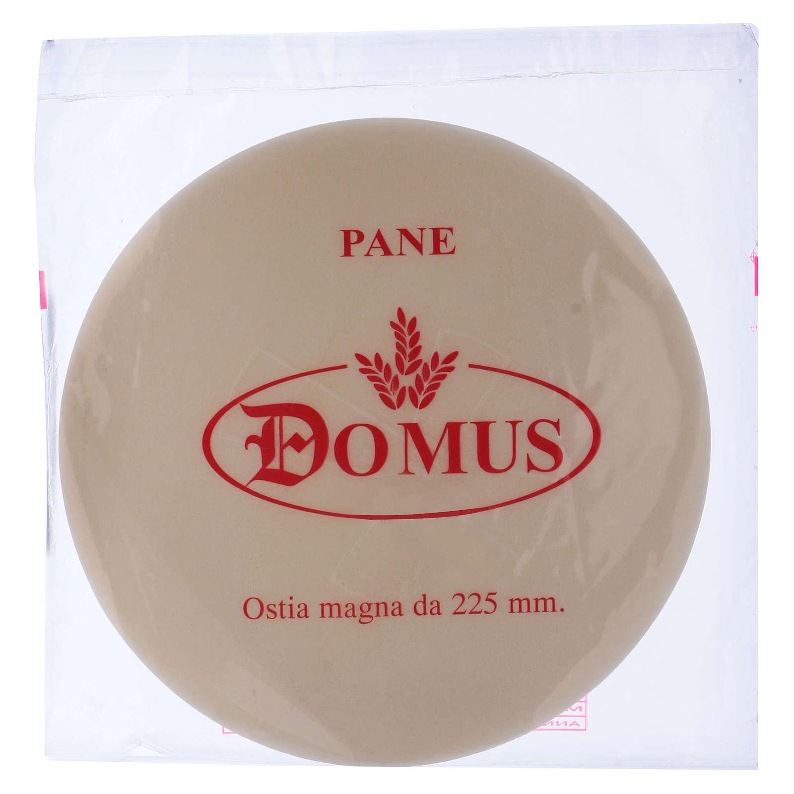 Hostia Magna do celebrowania mszy średnica 22.5 cm 3