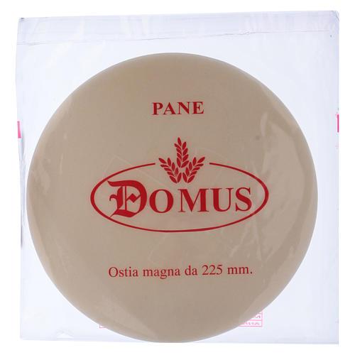 Hostia Magna do celebrowania mszy średnica 22.5 cm 1