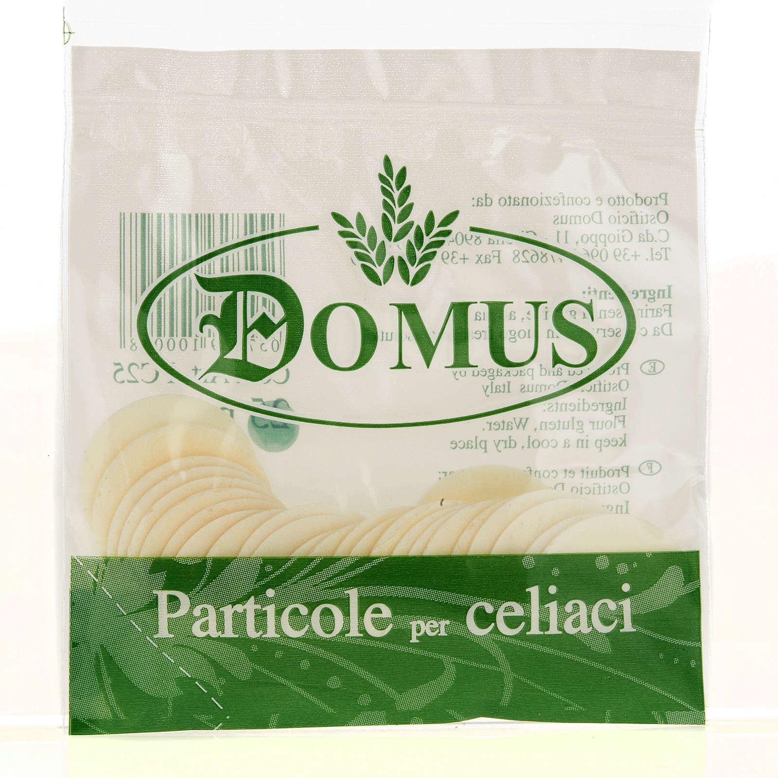 Ostie per celiaci senza glutine 25 pz. diam. 3,5 cm 3