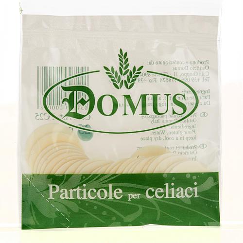 Ostie per celiaci senza glutine 25 pz. diam. 3,5 cm 1