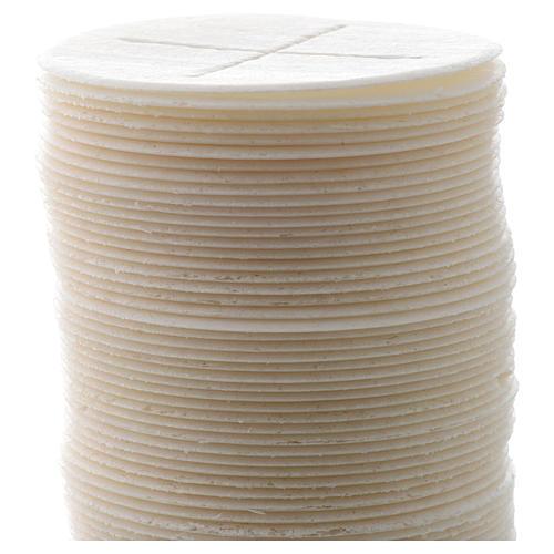 Hostien 7cm mit geschlossenem Rand (25 Stück) 2