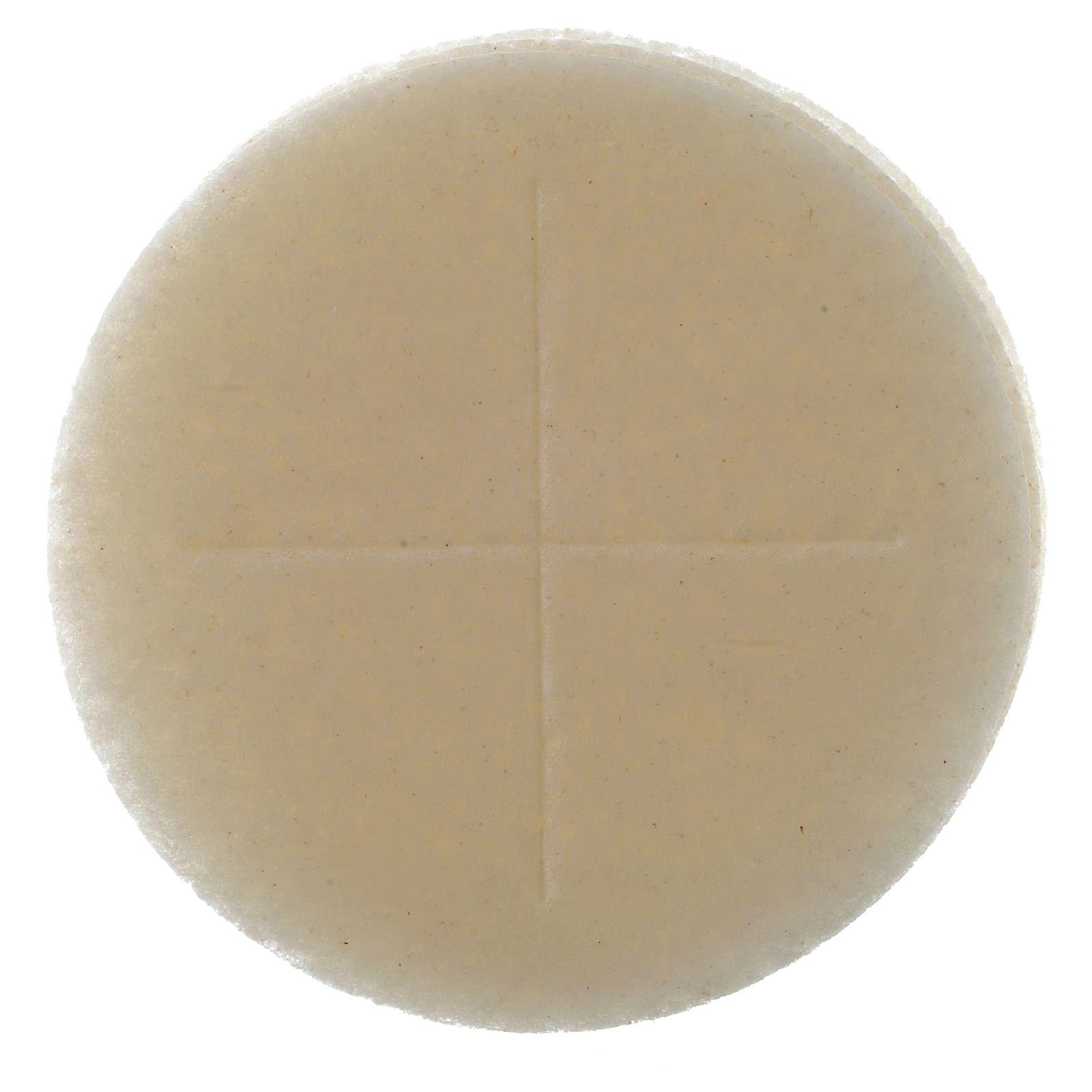 Hostia 7 cm borde cerrado (50 pz) 3