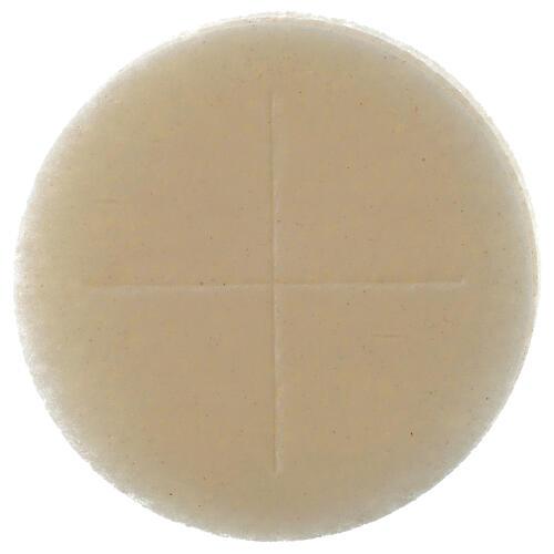Hostia 7 cm borde cerrado (25 pz)