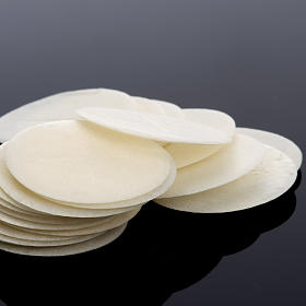 Partículas de borda fina 3,5 cm 500 unidades s3