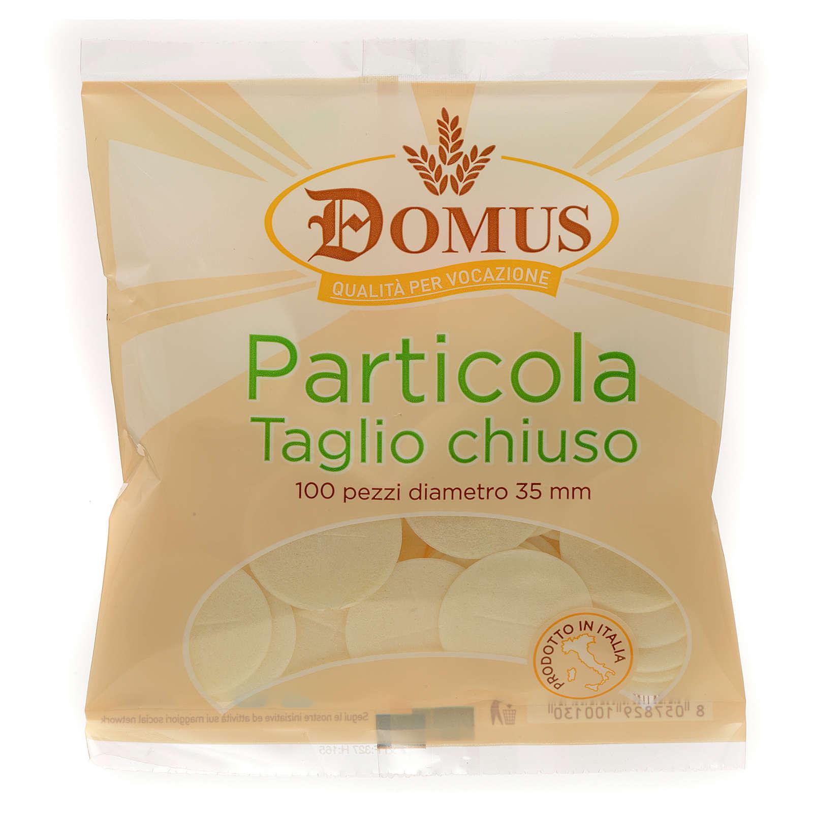 Partículas de borda fina 3,5 cm 100 unidades 3