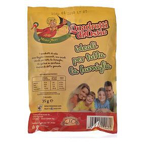 Cuadraditos de hostias ligeras y crocantes Morreale s2