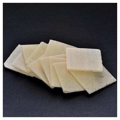 Cuadraditos de hostias ligeras y crocantes Morreale 3