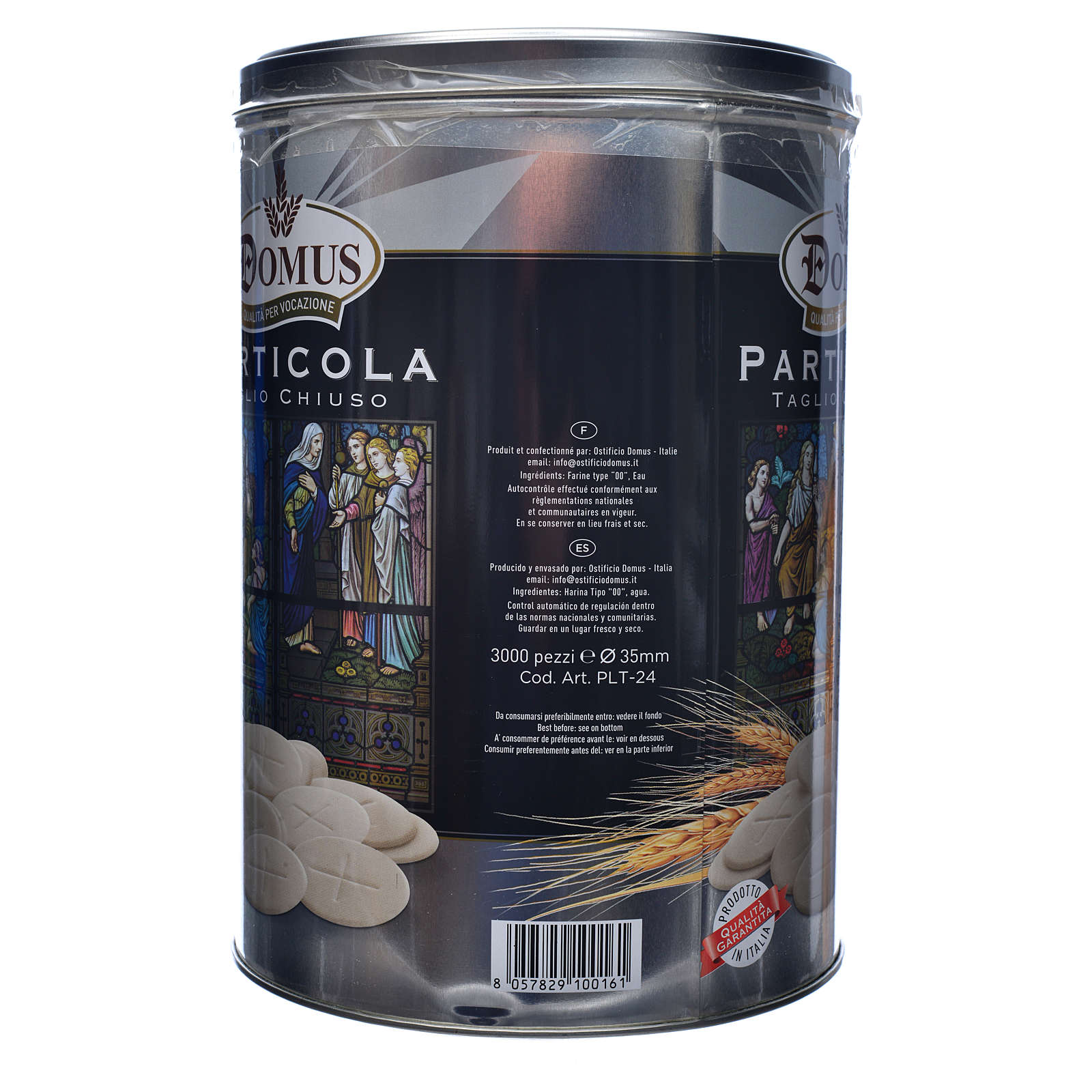 Latta Deluxe 3000 particole taglio chiuso 3.5 cm 3