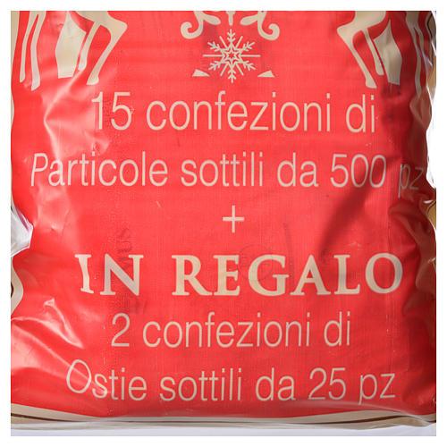 Bustone convenienza 15 conf particole 500pz 2