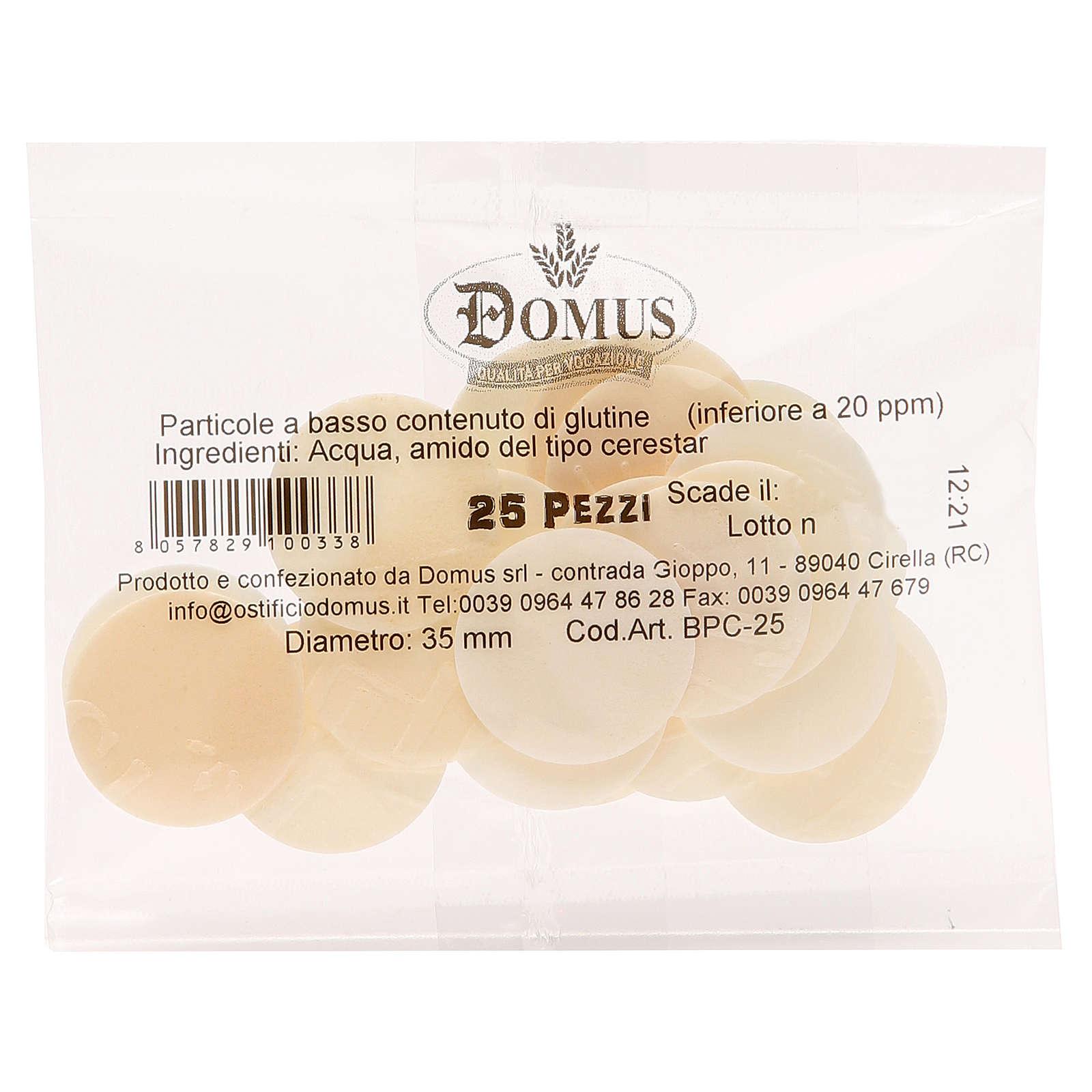 Particola basso contenuto di glutine celiaci 35 mm 3