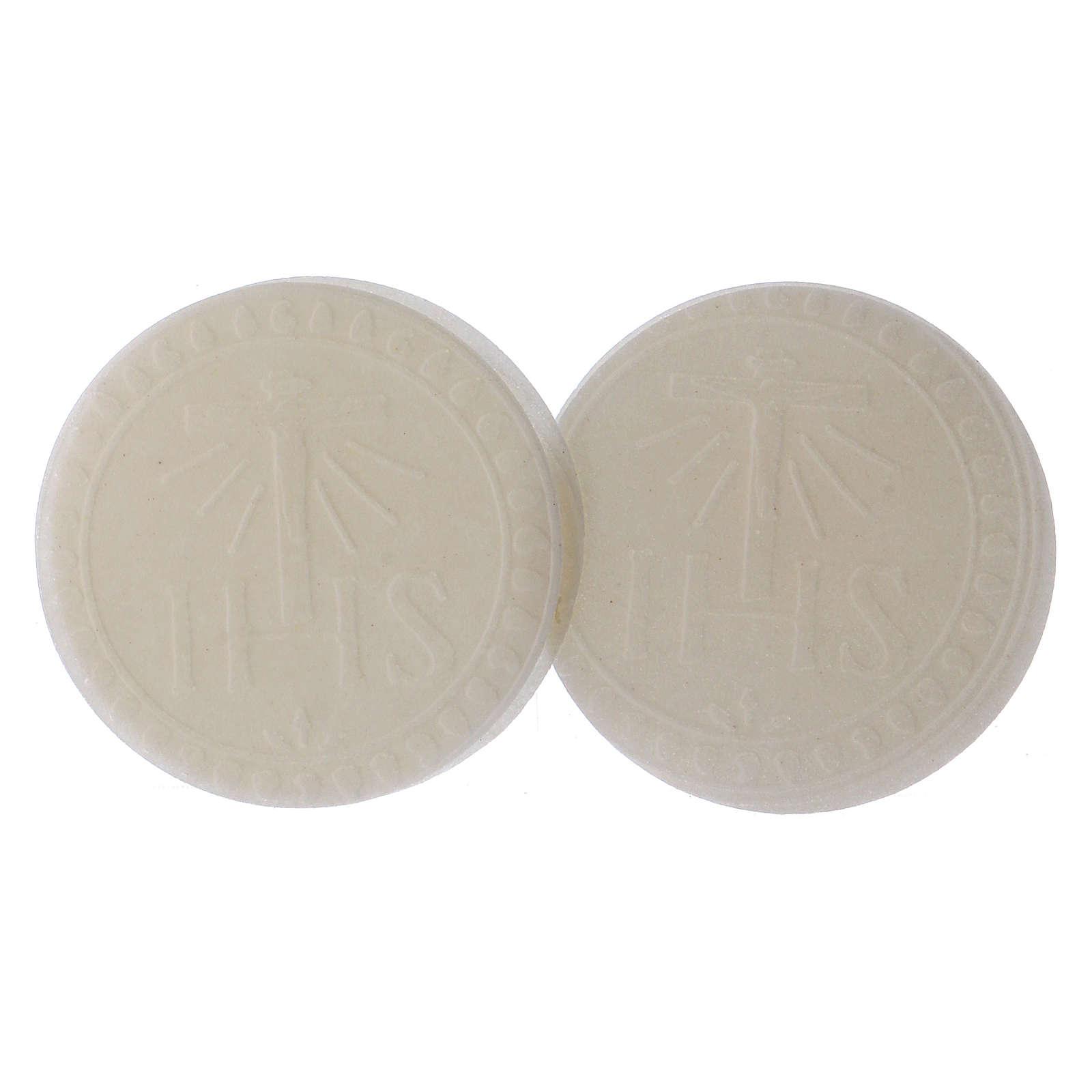 Ostia basso contenuto di glutine celiaci 75 mm 3
