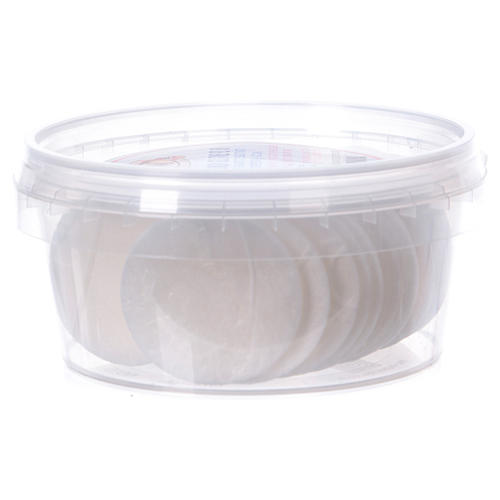 Ostie per celiaci senza glutine barattolo 50 pz - 3,5 cm 3