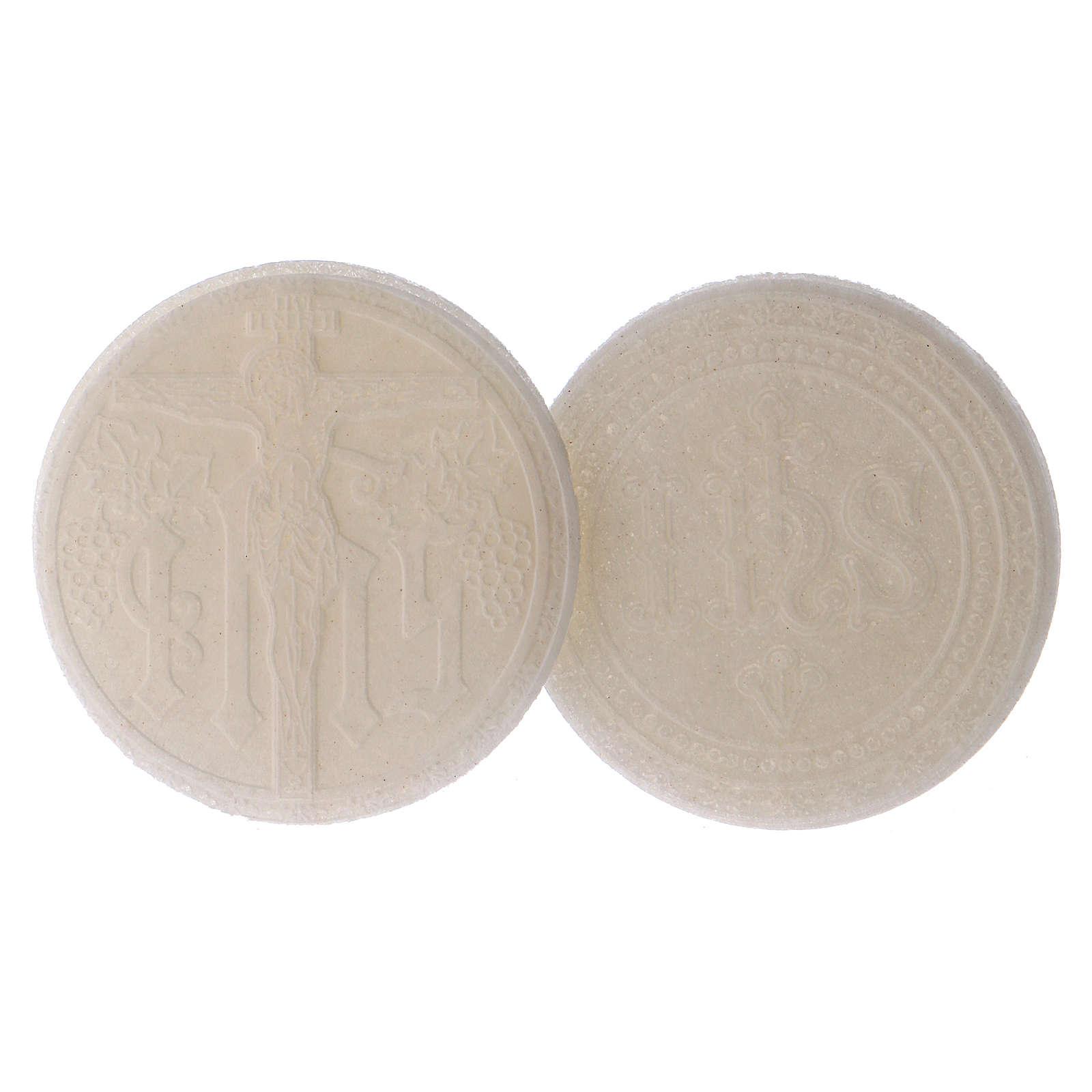 Formas para Consagrar de Celebración 7,5 cm 25 unidades 3