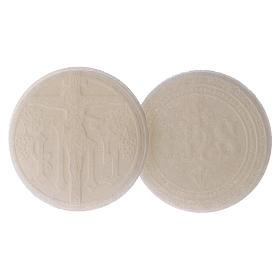 Formas para Consagrar de Celebración 7,5 cm 25 unidades s2