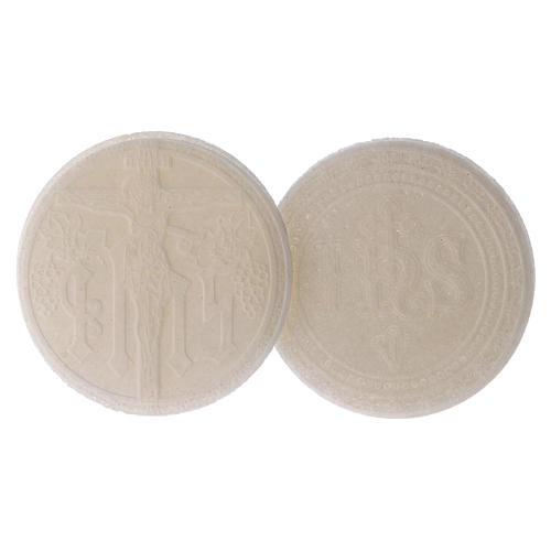 Formas para Consagrar de Celebración 7,5 cm 25 unidades 2