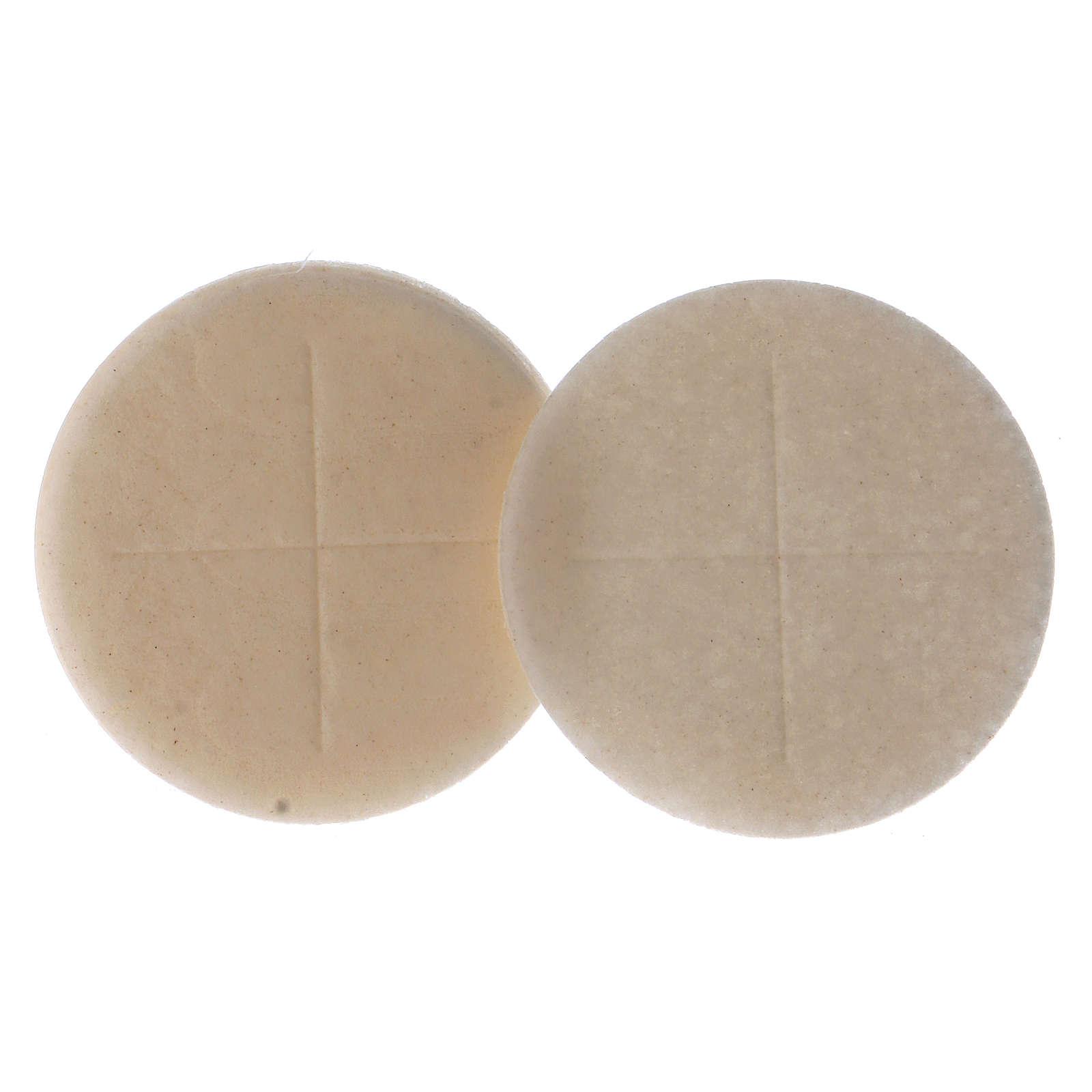 Hostie Magne 6,7 cm coupure nette 25 pcs 3
