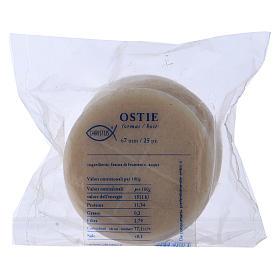 Hostie Magne 6,7 cm coupure nette 25 pcs s1