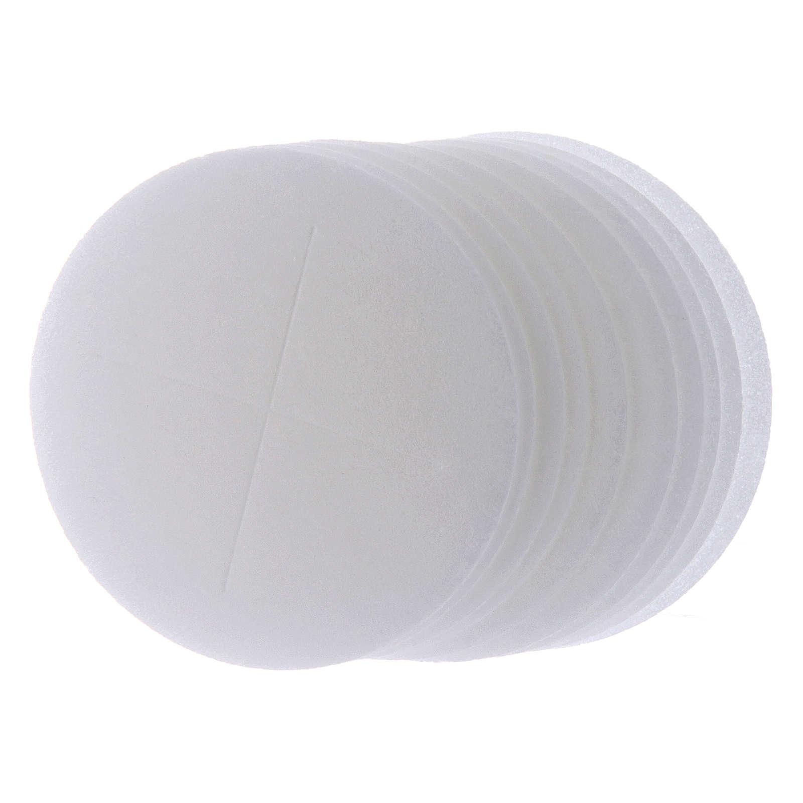 Hóstias para celíacos 6,7 cm - 10 unidades 3