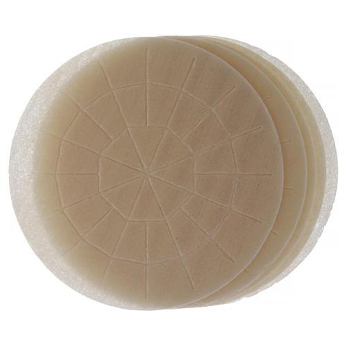 Concelebration holy bread 22 cm 5 pieces 2