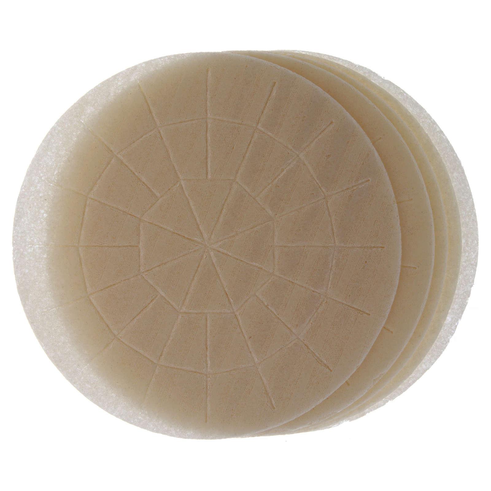 Concelebration holy bread 22 cm 5 pieces 3