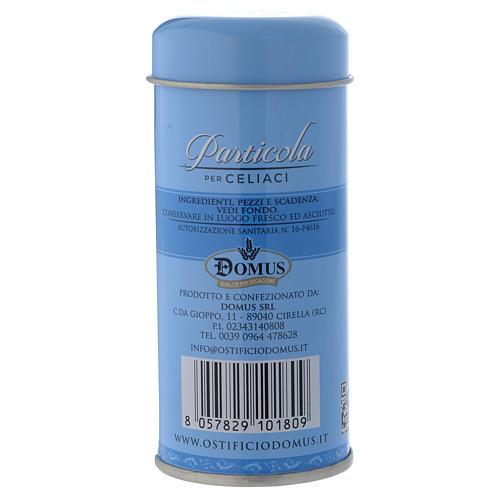 Partículas para celíacos em lata - 50 unidades 3