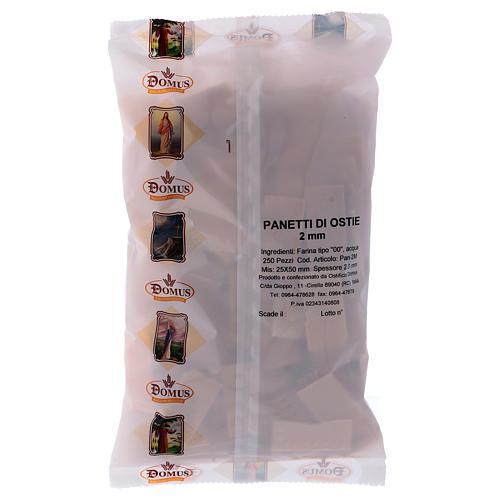 Pedaços de pão-partícula 2 mm - 250 unidades 3