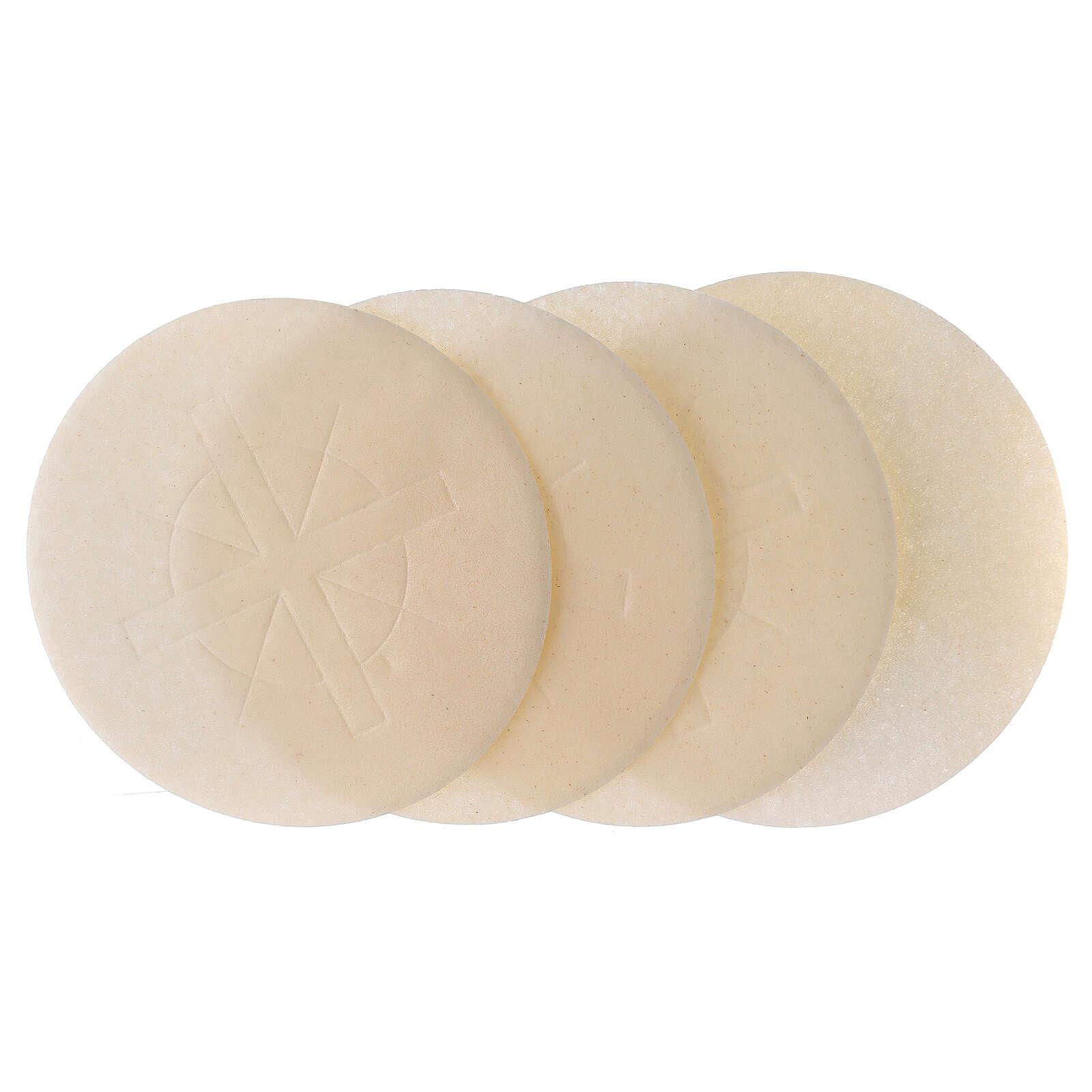 Brothostie mit geschlossenem Rand, 80 mm (Packung zu 25 Stck) 3