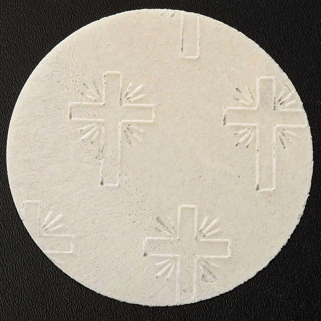 Ostia pane Magna 25 pz. 7,5 cm 3
