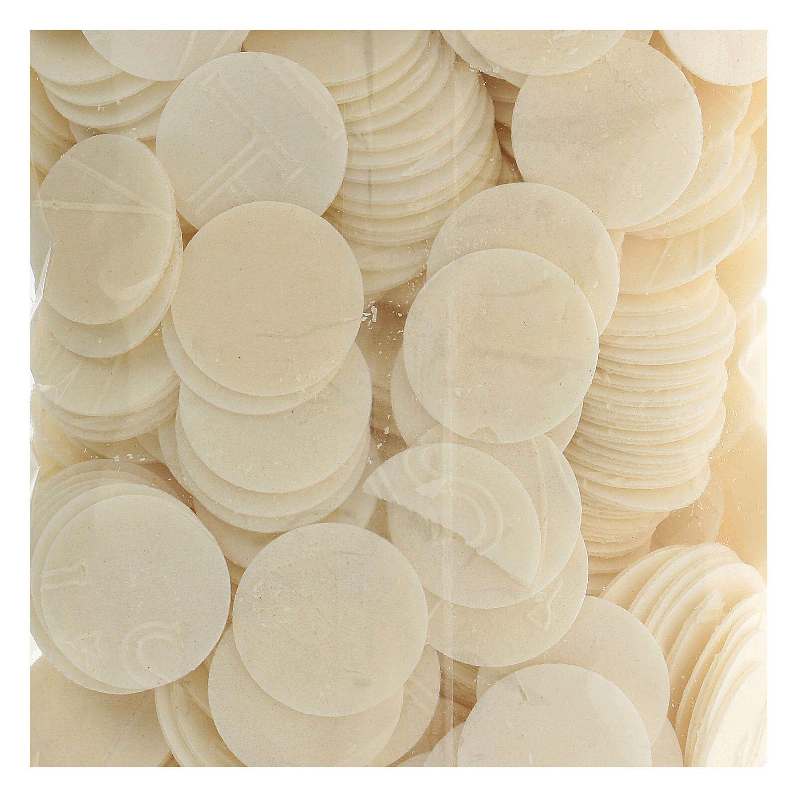 Brothostien 500 Stück mit einem Durchmesser von 3,5 cm 3