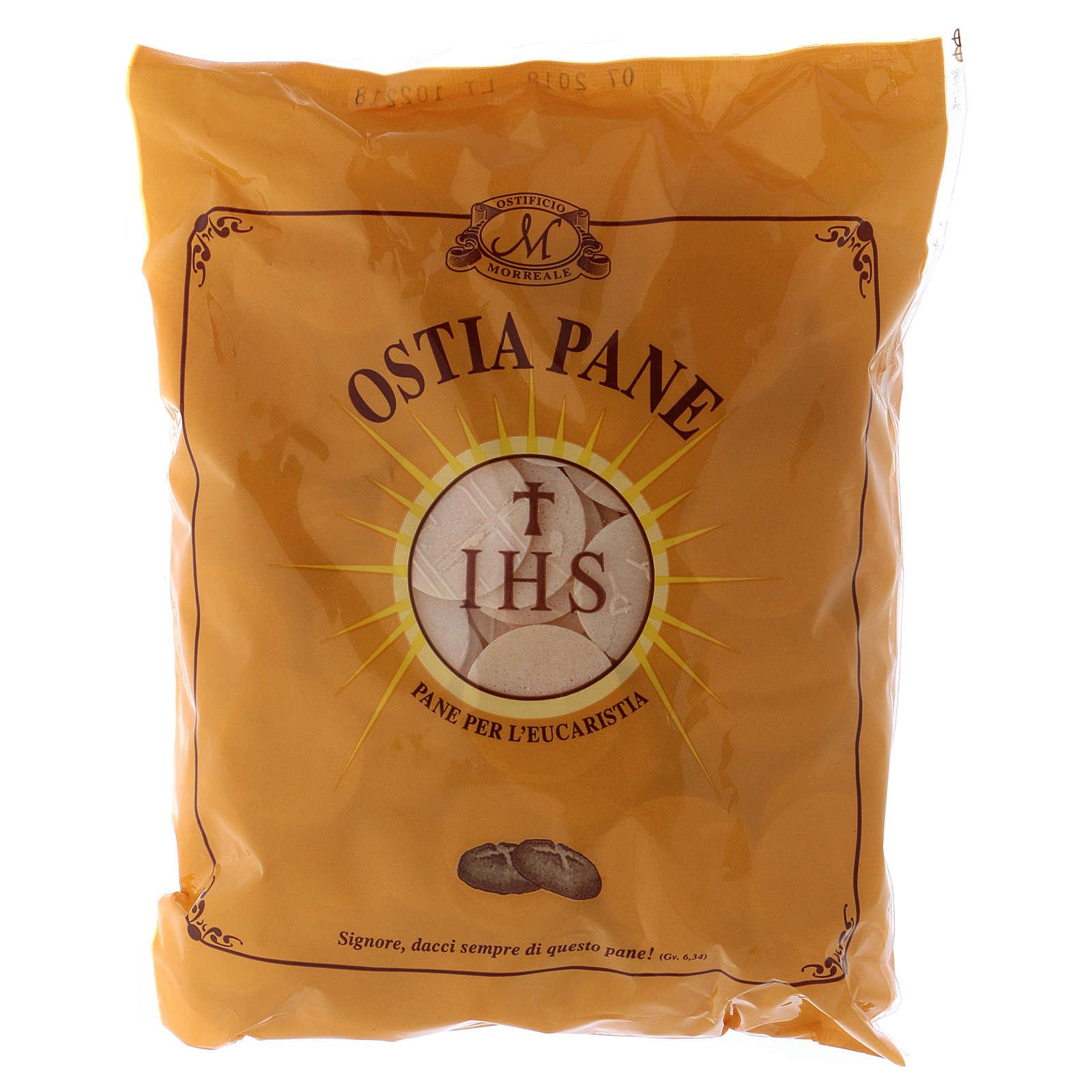 Thick altar bread 3.5 cm diameter 500 pcs bag 3