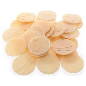Hostie-pain 500 pièces 3.5 cm s2