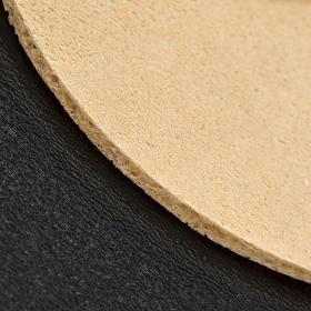Hostia pane 7,4 cm - 3 mm de espesor (25pz) s4