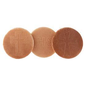 Hostie-pain 25 pièces 7.4 cm, 3 mm épaisseur s3