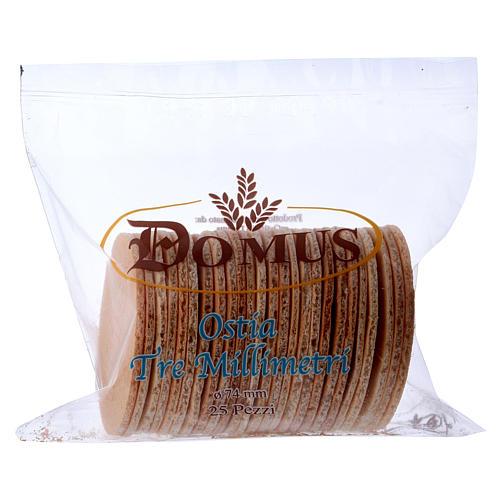 Hostie-pain 25 pièces 7.4 cm, 3 mm épaisseur 1