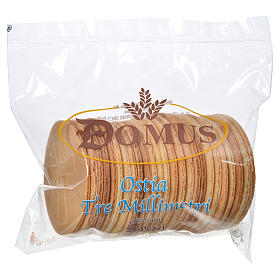 Bread hosts 7.4cm diameter 3mm thick (25 pieces) s1