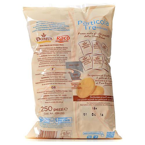 Hostie-pain 250 pièces 3.5 cm, 3 mm épaisseur 2