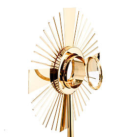 Classic style monstrance s2
