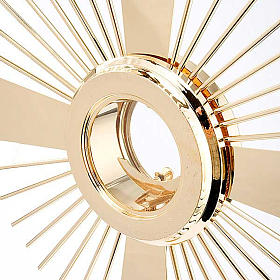 Classic style monstrance s3