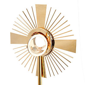 Classic style monstrance s4