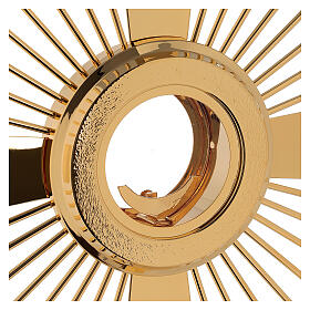 Classic style monstrance s6