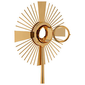Classic style monstrance s8