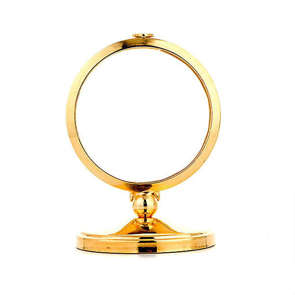 Chapel monstrance smooth base 4