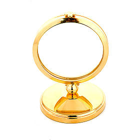 Chapel monstrance smooth base s2